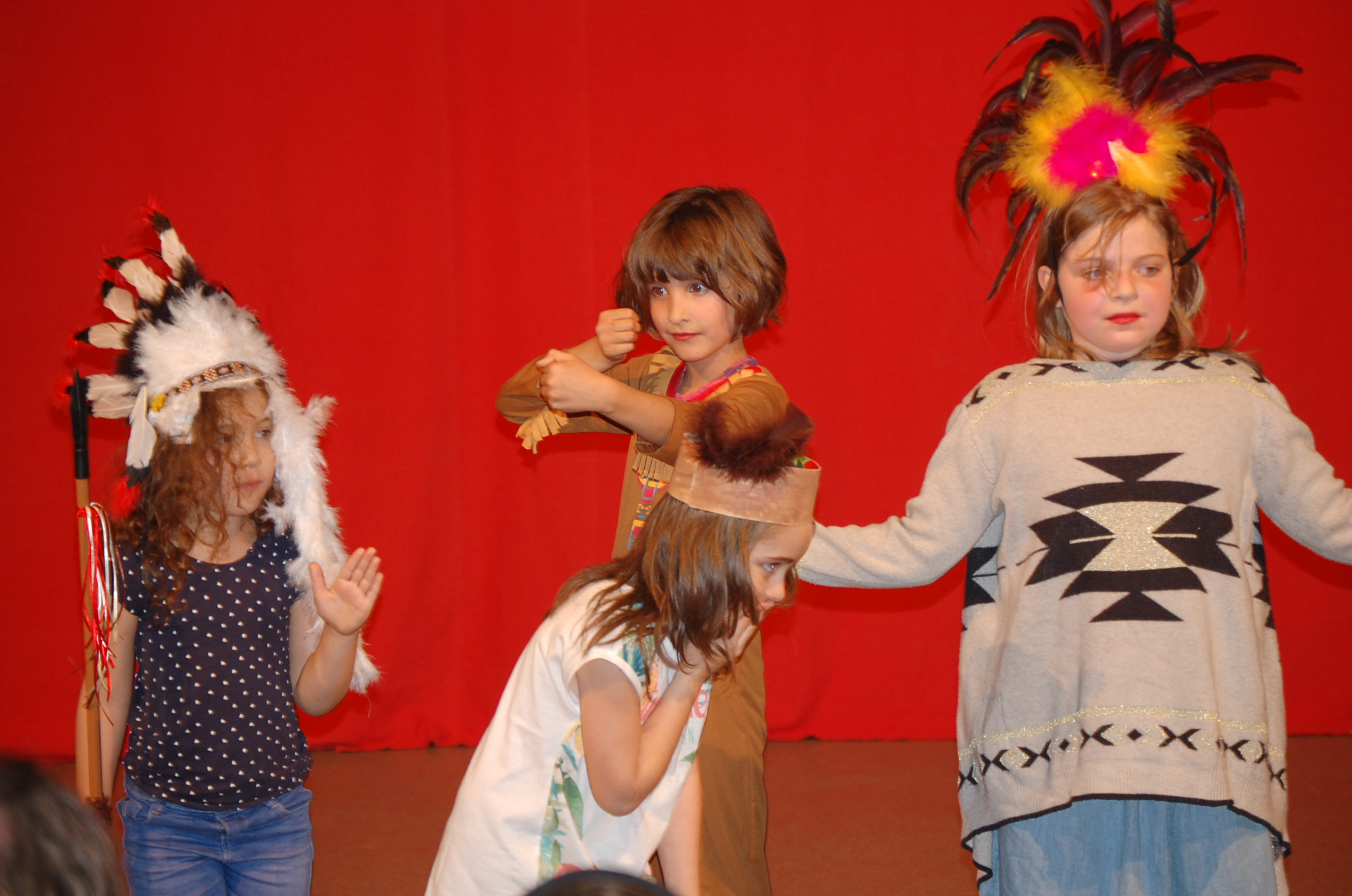 Théâtre Enfants «Improvisations» Avril 2017