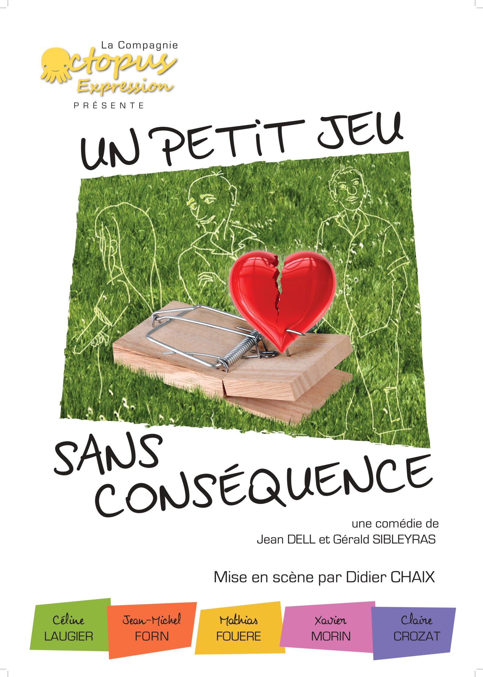 Retrouvez PETIT JEU SANS CONSEQUENCES sur les planches de Pérols et Carnon