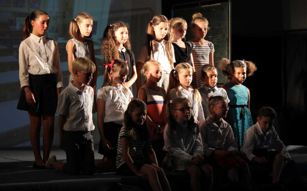 spectacle enfants Argelliers